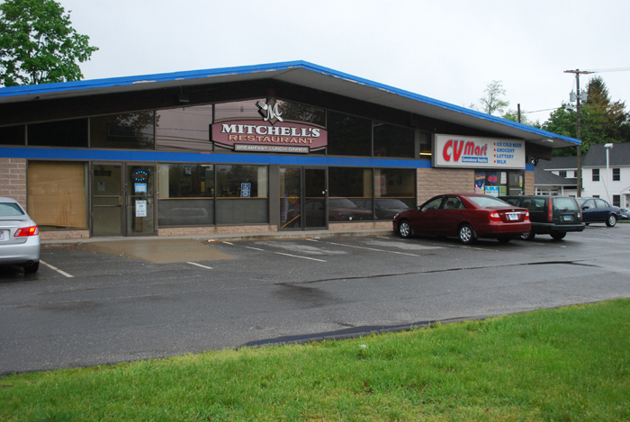 Mitchell's Restaurant in Vernon has dinners on the menu