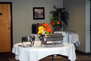 Get professional catering at Mitchell's Restaurant in Vernon